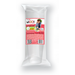 Papierbecher 400 ml - 50 stk